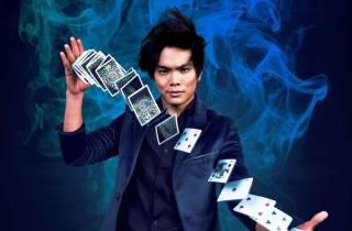Las Vegas: Shin Lim Magic Show im The Mirage
