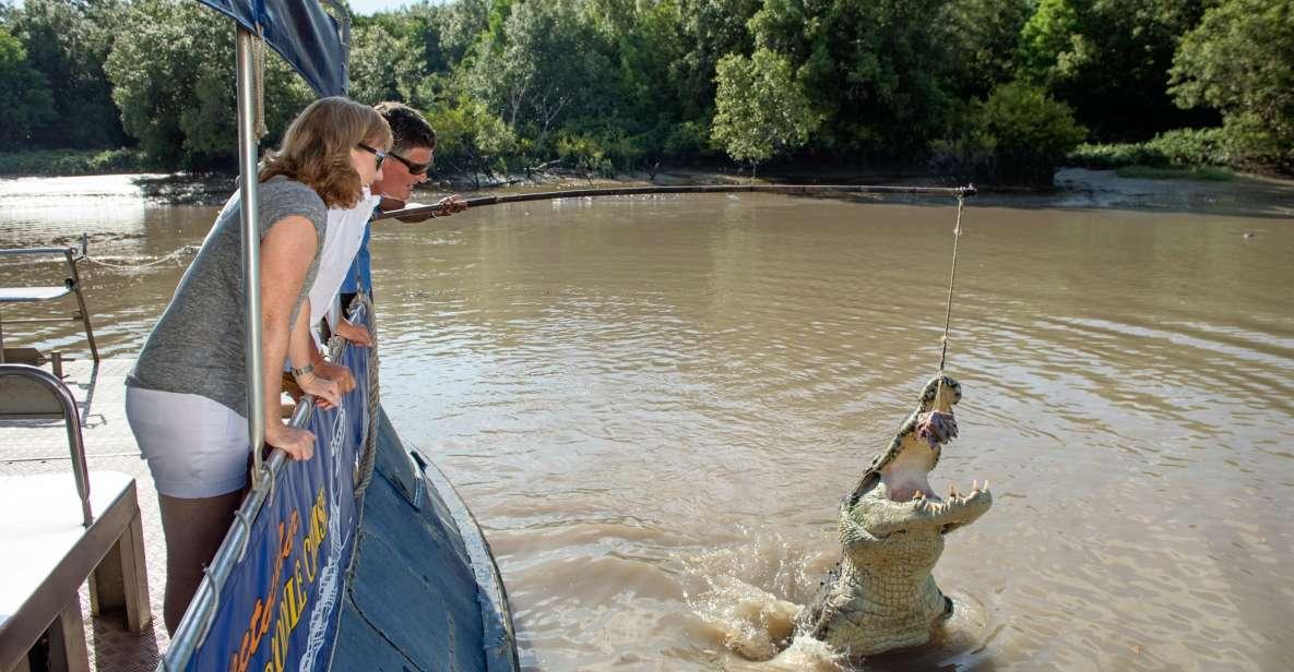 Darwin: Jumping Crocodile Cruise