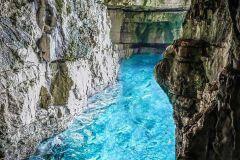 De Pula: Cavernas, excursão de lancha pelos cânions para Kamenjak