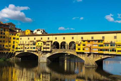 Florencia: visita guiada a pie por lo más destacado