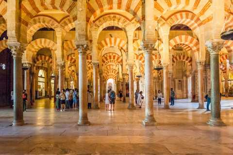 Córdoba: Skip-the-Ticket-Line Mosque-Cathedral Guided Tour