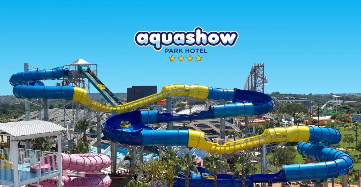 Entradas para Parque Aquashow en el Algarve
