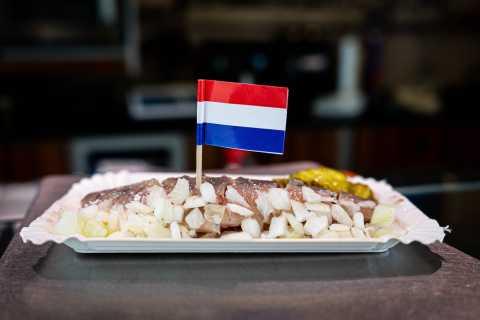 Amsterdam: Walking Food Tour