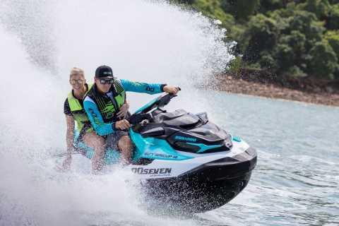 Darwin: tour guidato in moto d'acqua