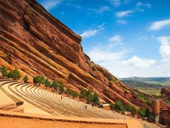 Denver: Tour durch die Vorberge mit Red Rocks & Evergreen Lake