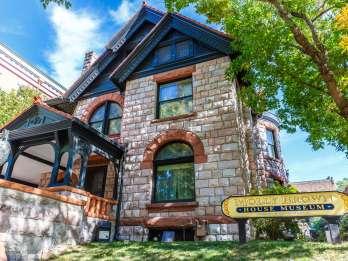 Denver: Eintrittskarte für das Molly Brown House Museum