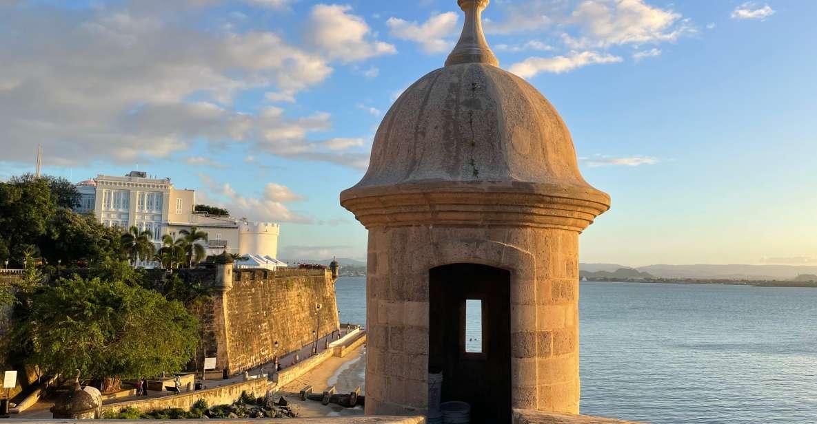 San Juan: Old Town Sunset Walking Tour