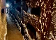 Rom: Halbprivate Tour zu den römischen Katakomben