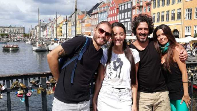 Copenhagen: Private Full-Day City Tour with Food Tastings