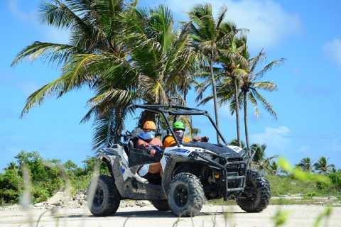 Punta Cana: excursão 4x4 Polaris e piscina em cascata