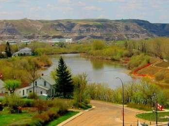 Ab Calgary: Geführte Tagestour nach Drumheller