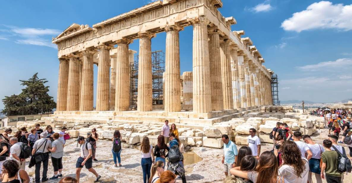 Athens: Acropolis and 6 Archaeological Sites Combo Ticket