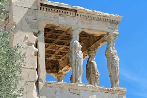 Athen: kombinasjonsbillett til Akropolis og 6 arkeologiske steder