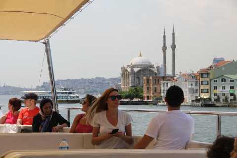 Istanbul: croisière, déjeuner, Bosphore et mer Noire