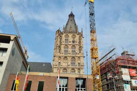 Vieille ville de Cologne : visite guidée à pied