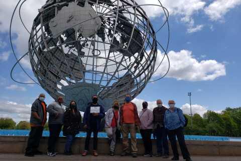 Vanuit Manhattan: dagtour stadsdelen & bustour Coney Island