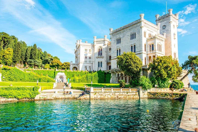 Triest: Eintrittskarte für Schloss Miramare ohne Anstehen