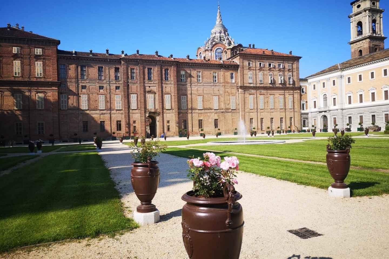 Turin: 1,5-stündige Führung durch den Königspalast