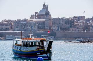 Die beste traditionelle 2-Häfen-Tagestour auf Malta