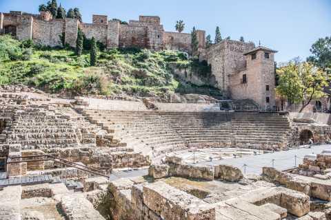 Málaga: Guidet tur til Teatro Romano og Alcazaba