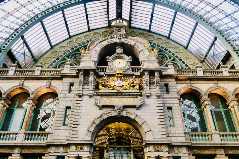Antwerpen in Belgien: Ganztagestour ab Holland