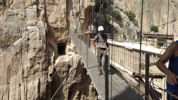 Caminito del Rey: 3.5-Hour Guided Tour