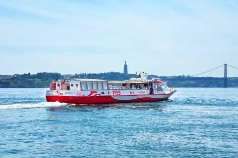 Lisbon: Tagus River Cruise