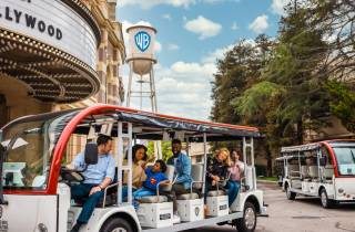 Los Angeles Hollywood Studio-Tour: Warner Bros.
