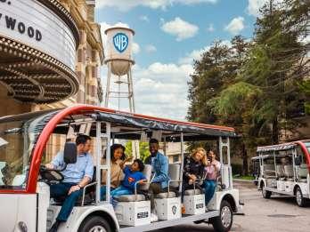 Warner Bros. Studios Hollywood Tour