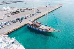 Atenas: Tour de Barco p/ Agistri, Egina e Mergulho em Moni