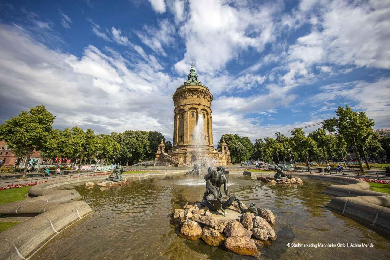 Mannheim: Geführter Rundgang