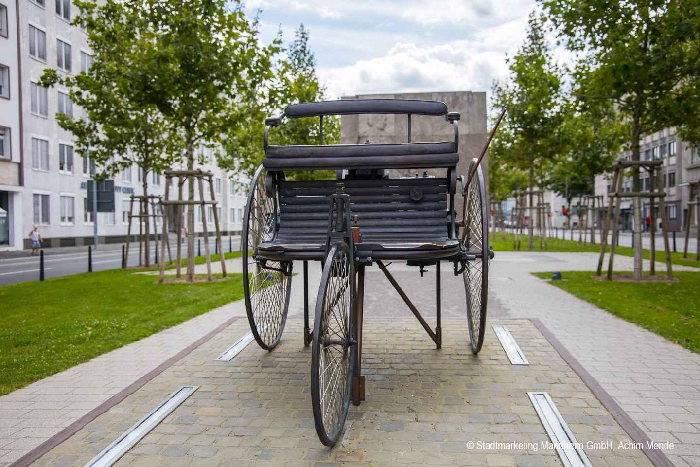 Mannheim: Geführter Rundgang zu den Erfindungen der Stadt
