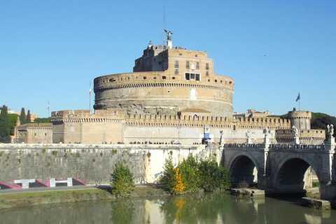 Рим: аудиотур по замку Сант-Анджело и базилике Святого Петра