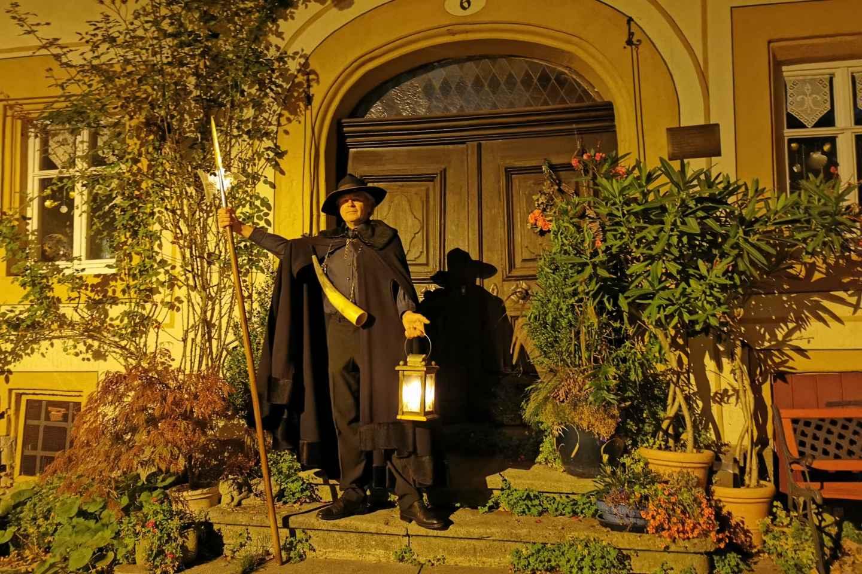 Rothenburg: Private 1-stündige Nachtwächtertour