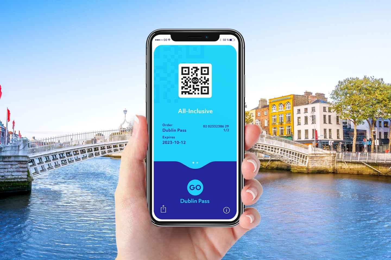 Dublin: Der Dublin Pass mit Eintritt zu über 35 Attraktionen