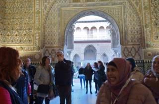 Sevilla: Super-Kombitour mit Kathedrale & Alcázar