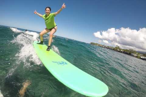 Kahalu'u Beach Park: Surffaa paikallisen ammattilaisen kanssa