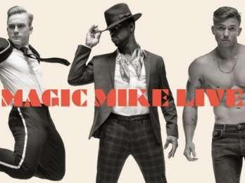 Las Vegas: Channing Tatum Presents Magic Mike Live Tickets
