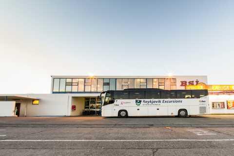 Reykjavik: transfer busem do / z lotniska Keflavik