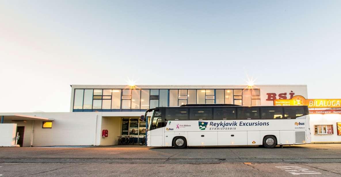 Reykjavik: Shuttle Bus Transfer to/from Keflavik Airport