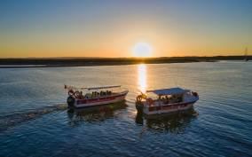 Isla Cristina: Boat Trip Through the Marshes