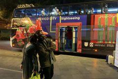 Cidade do México: excursão noturna em ônibus de dois andares
