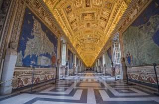 Rom: Vatikanische Museen und Sixtinische Kapelle mit frühem Eintritt
