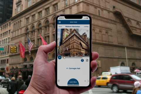 Nueva York: recorrido a pie autoguiado por Midtown Manhattan