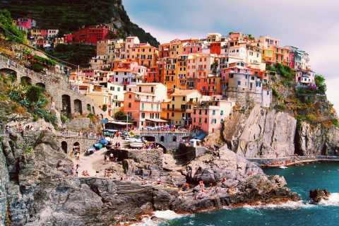 From Florence: Full-Day Private Cinque Terre w/ Pisa
