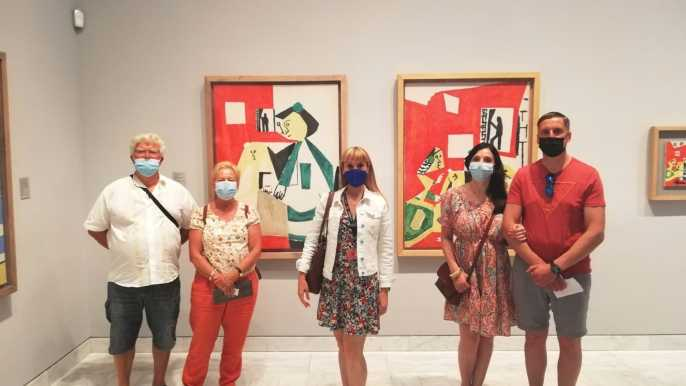 Barcelona: Skip-the-line Guided Tour of Picasso Museum