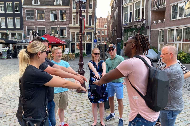 Amsterdam: Rundgang durch das Rotlichtviertel
