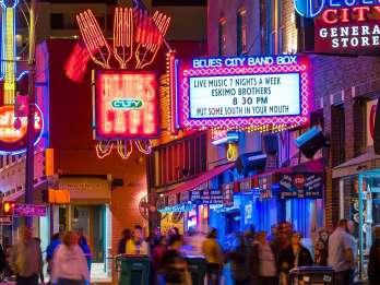 Memphis: Geführter Rundgang durch die Beale Street und das Sun Studio