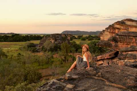 From Darwin: Kakadu Wilderness Escape Day Tour