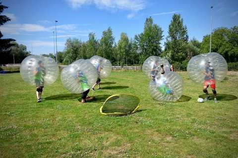 Prague: Bubble Football/Zorbing